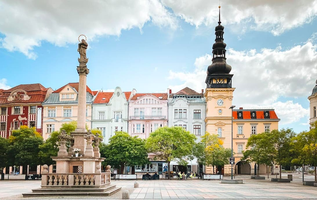 Best cities to visit in the Czech Republic: Ostrava
