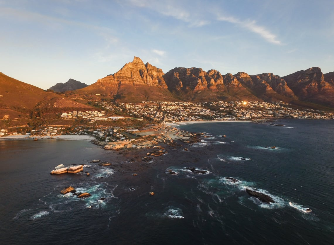 Places to travel in your 20's on a budget: South Africa