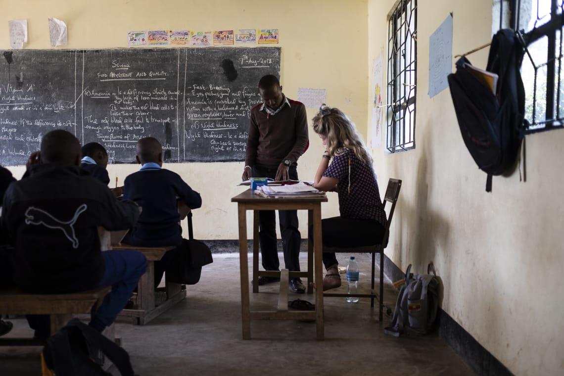 como-hacer-un-voluntariado-en-tanzania - Worldpackers