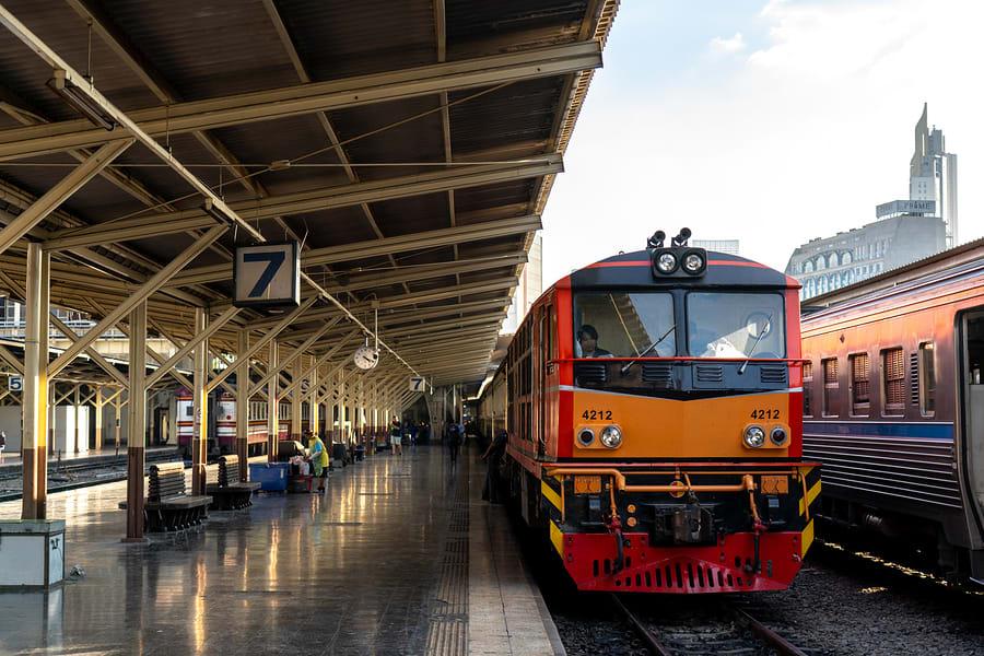 Dicas de transporte para mochilão na Tailândia