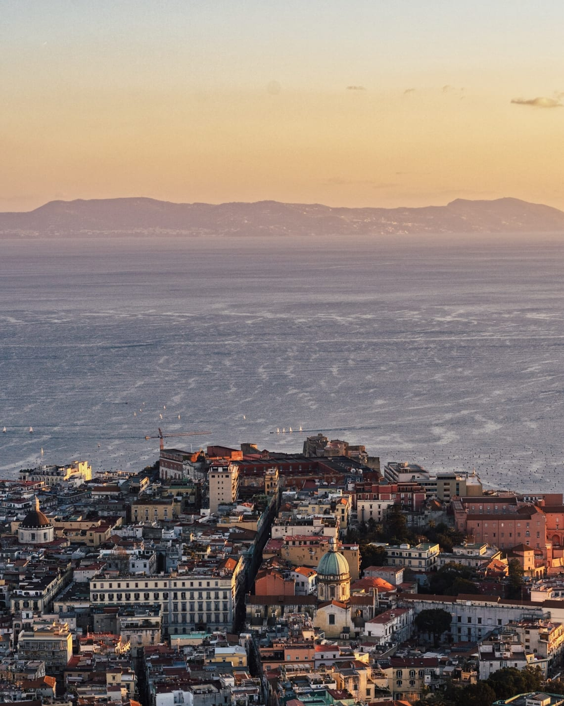 Italy destinations: Naples, Campania