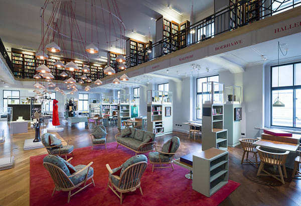 12 razones para viajar a Londres este 2019 - Wellcome Collection Library - Worldpackers