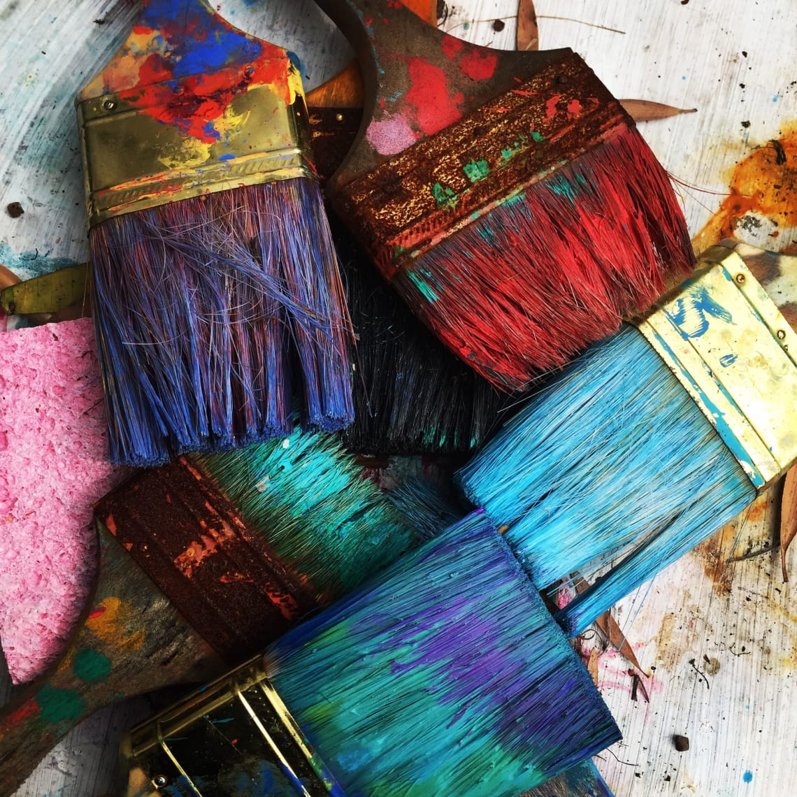 Ways to break out of a creative rut: do more of what you love