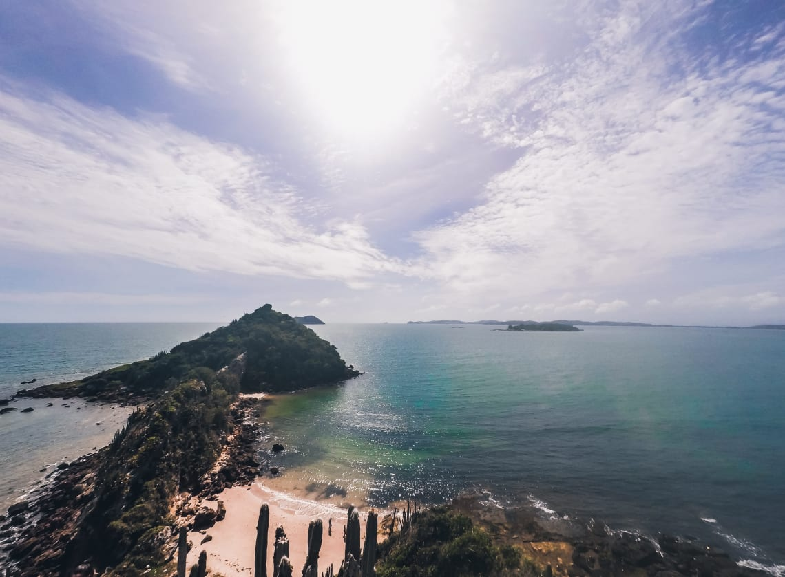 Cinco paraísos escondidos en Búzios que no te puedes perder - Brasil Ponta do Pai Vitório - Worldpackers