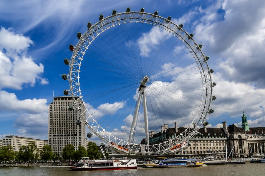 12 razones para viajar a Londres este 2019 - London Eye - Worldpackers