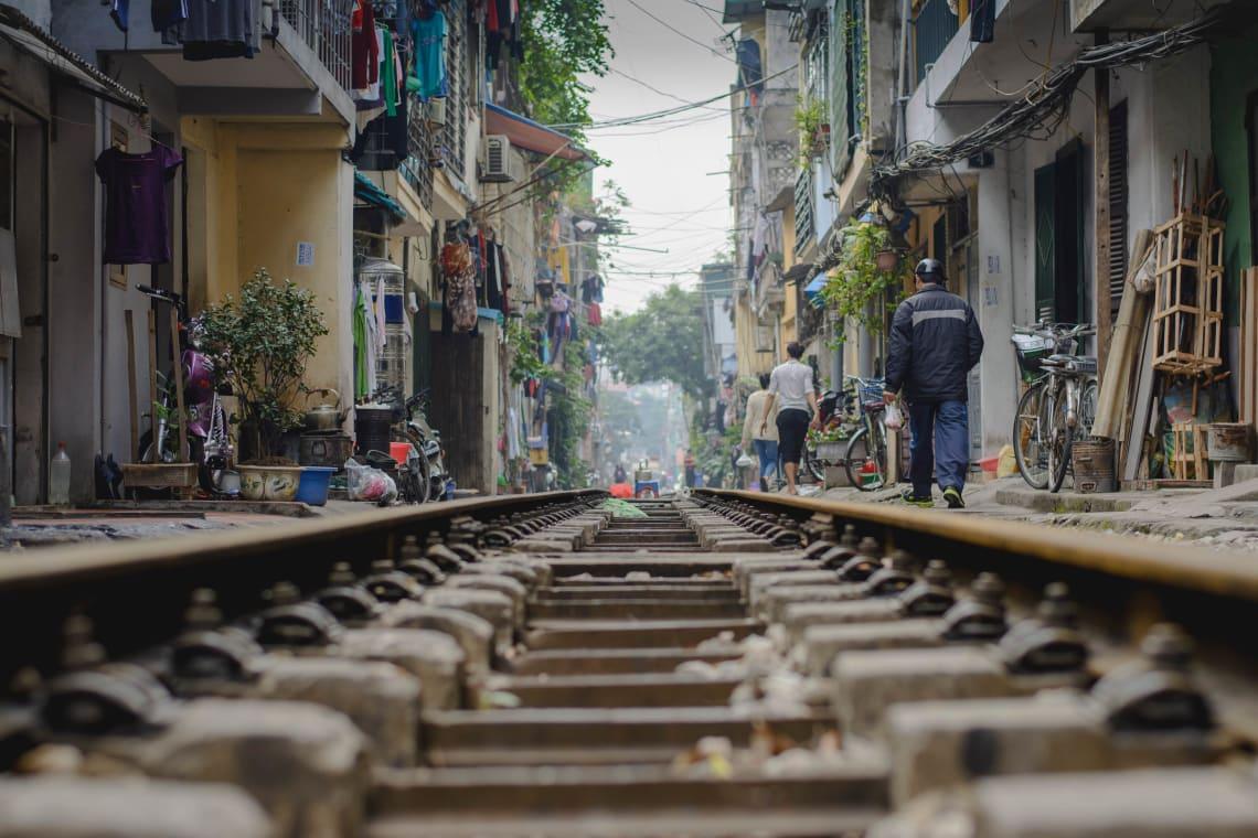 Hanoi Old Quarter, Hanoi, Vietnam