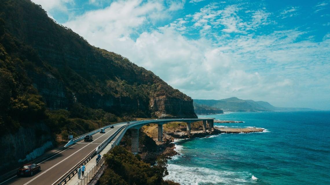 Coastal Road, Australia