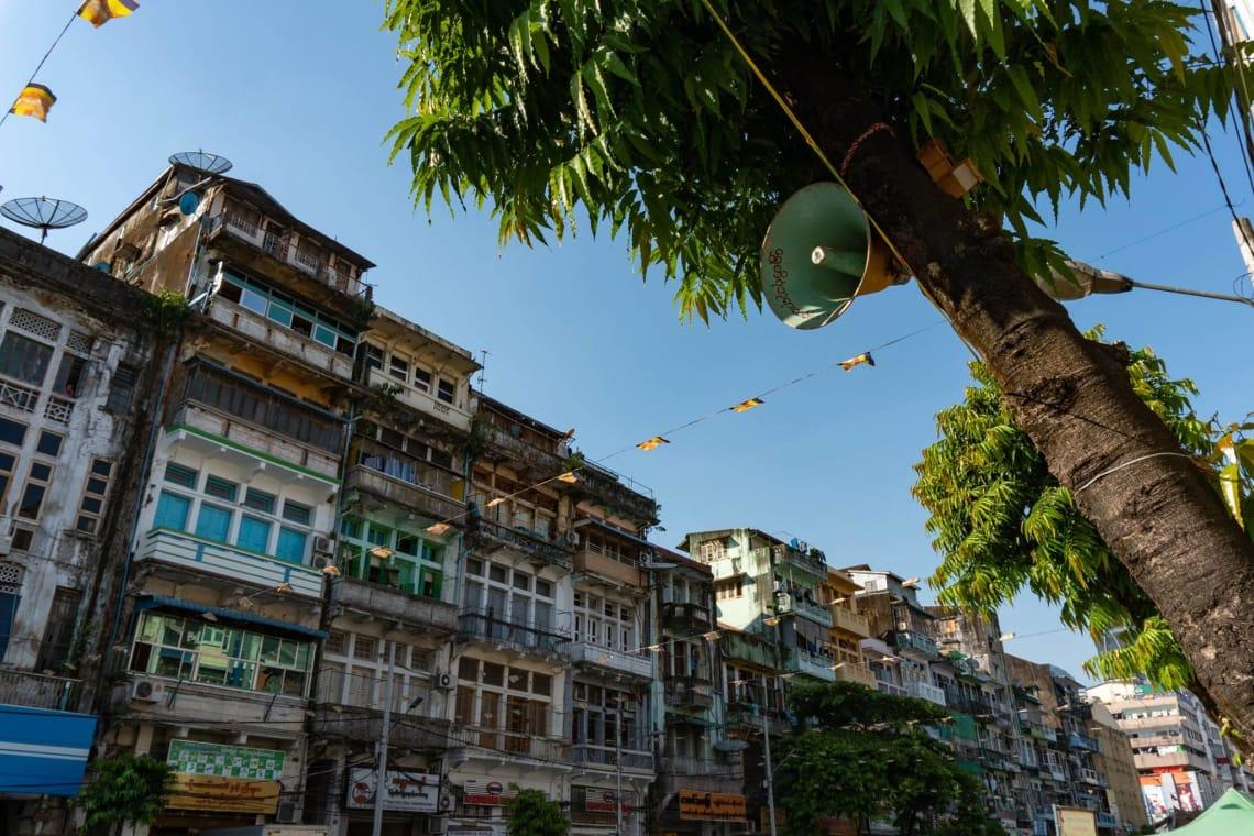Viajar a Myanmar, un país recién abierto al turismo - Yangón - Worldpackers