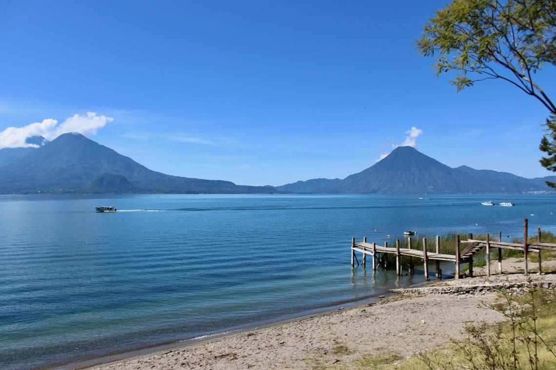 Best things to do in Lake Atitlan: explore the nature reserve