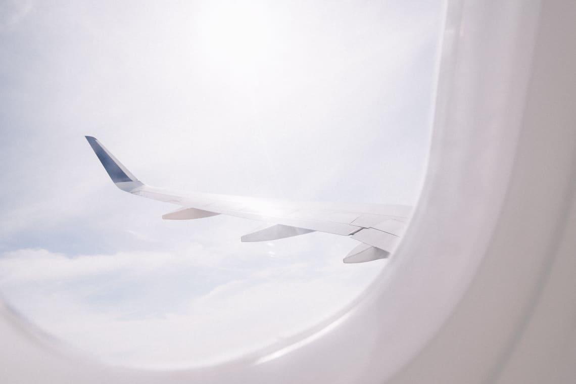 Zen airplane views