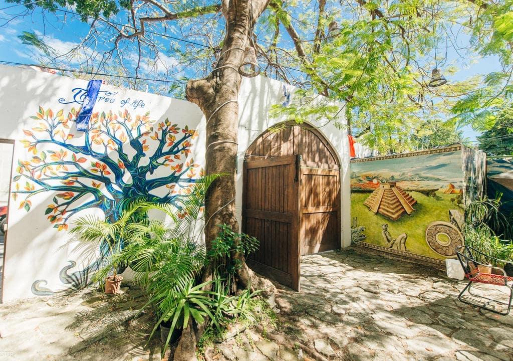 Hostel Ka'beh, Mexico
