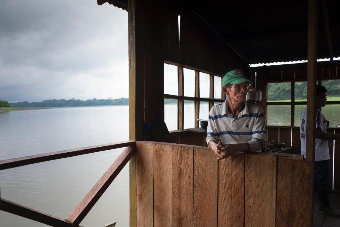 Local riverside villages, Amazon Rainforest