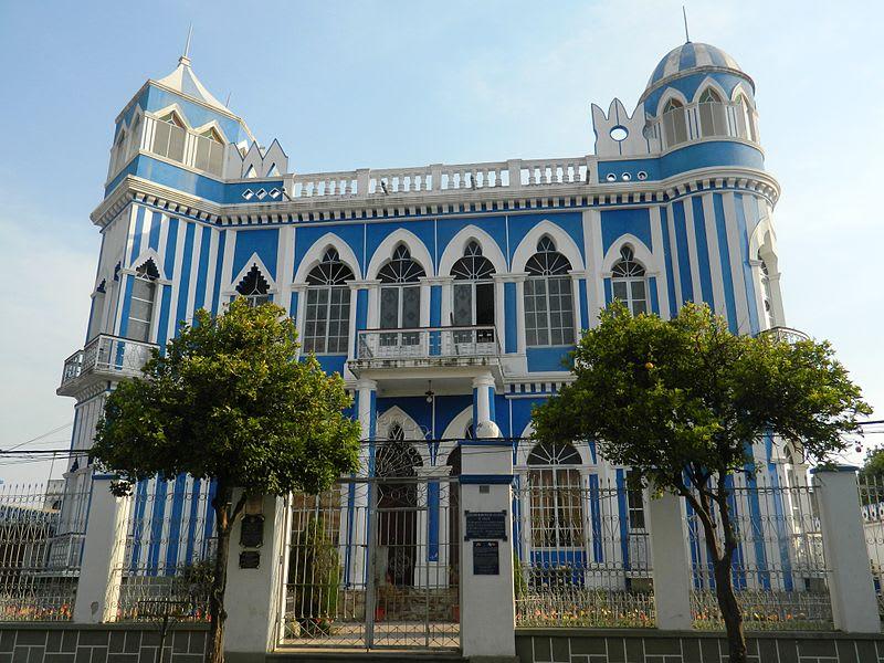 Las mejores cosas que hacer en Tarija y alrededores - Worldpackers - el Castillo azul en Tarija