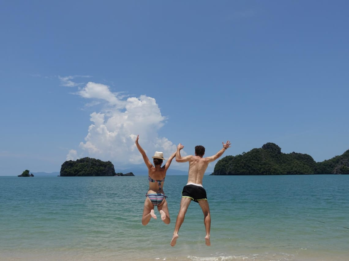 Cómo viajar a Asia con poco dinero - Worldpackers- viajar a Tailandia