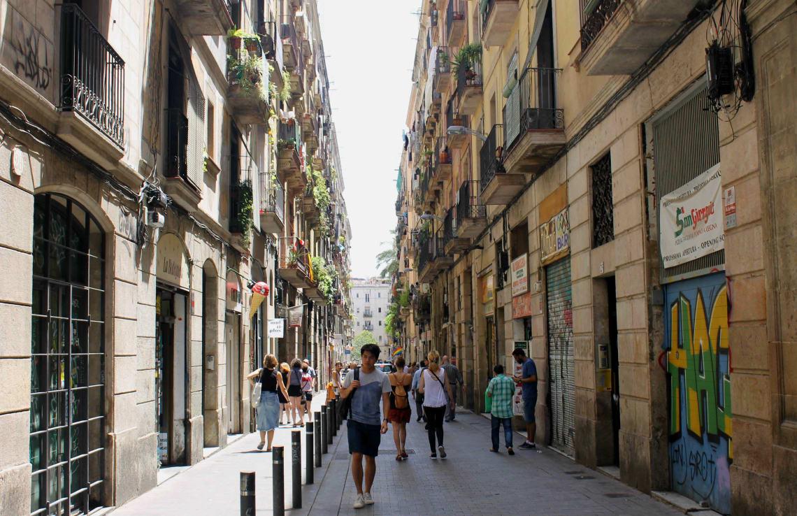 O que fazer em Barcelona: El Raval