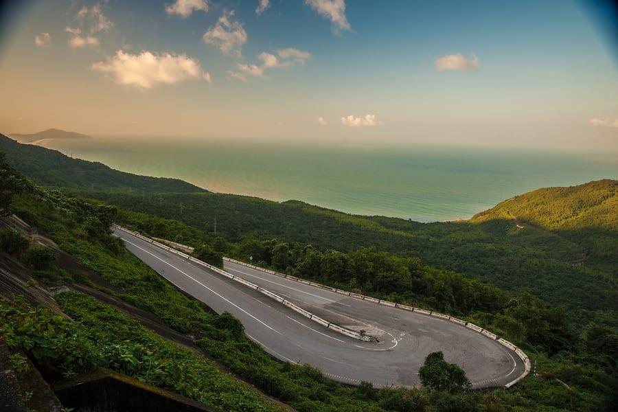 O que fazer no Vietnã - Hai Van Pass