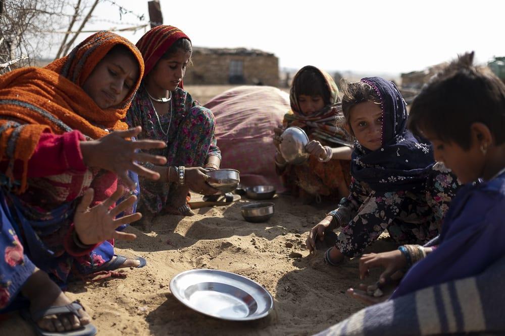 Voluntariado haciendo fotografías y videos en la India - desierto Jaisalmer - Worldpackers