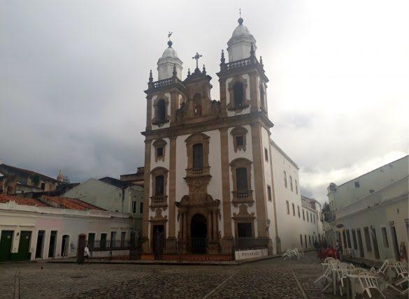 Passeios no Recife: Pátio de São Pedro