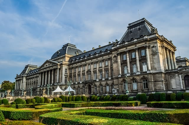 Royal Palace de Bruxelas