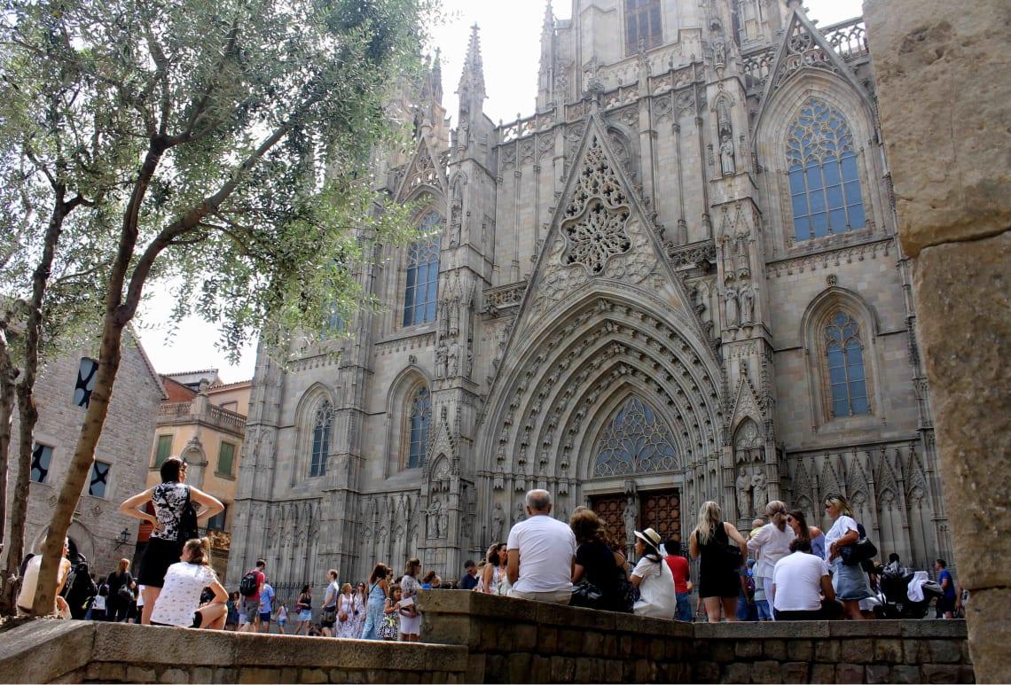 O que fazer em Barcelona: Catedral
