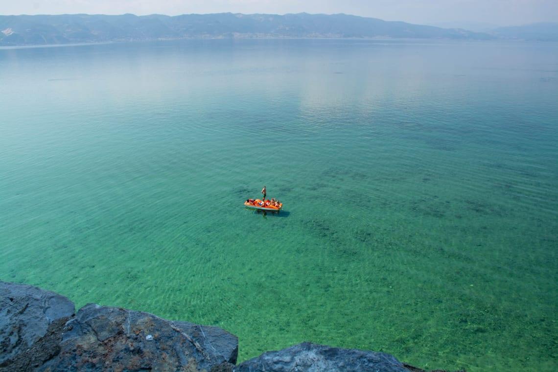 Tectonic lake, Macedonia