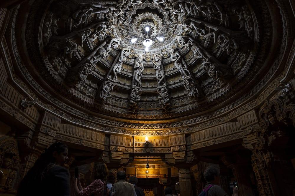 10 Cosas para hacer en Jaisalmer, India - templo jainista - Worldpackers