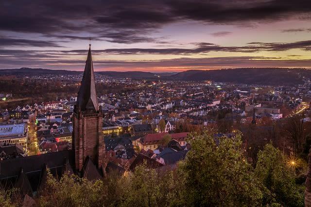 Viajar para a Alemanha: Marburg
