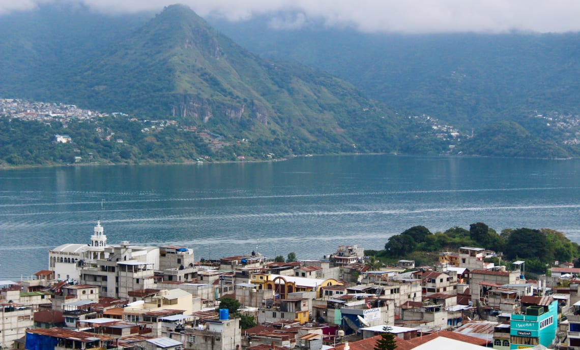 Top things to do in Lake Atitlan: visit the Miradors