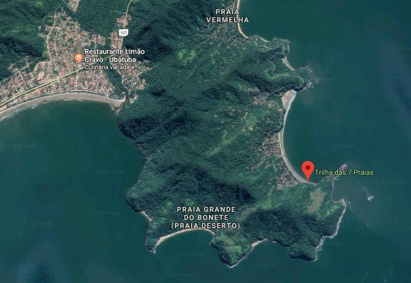 Imagens: Google Earth
