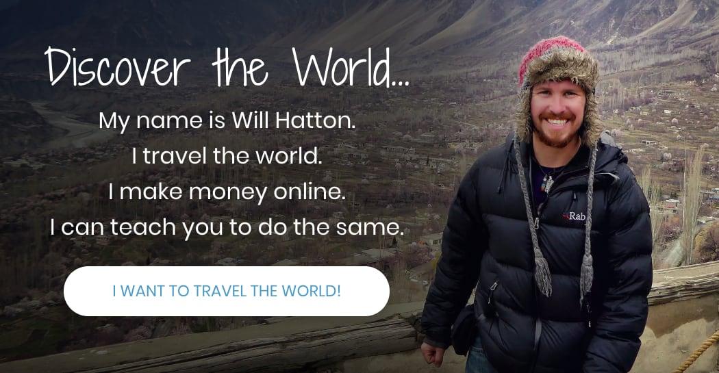 Best digital nomad blogs - The Broke Backpacker