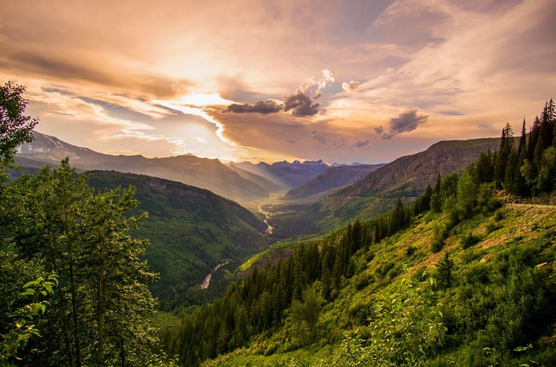 USA travel guide: Montana