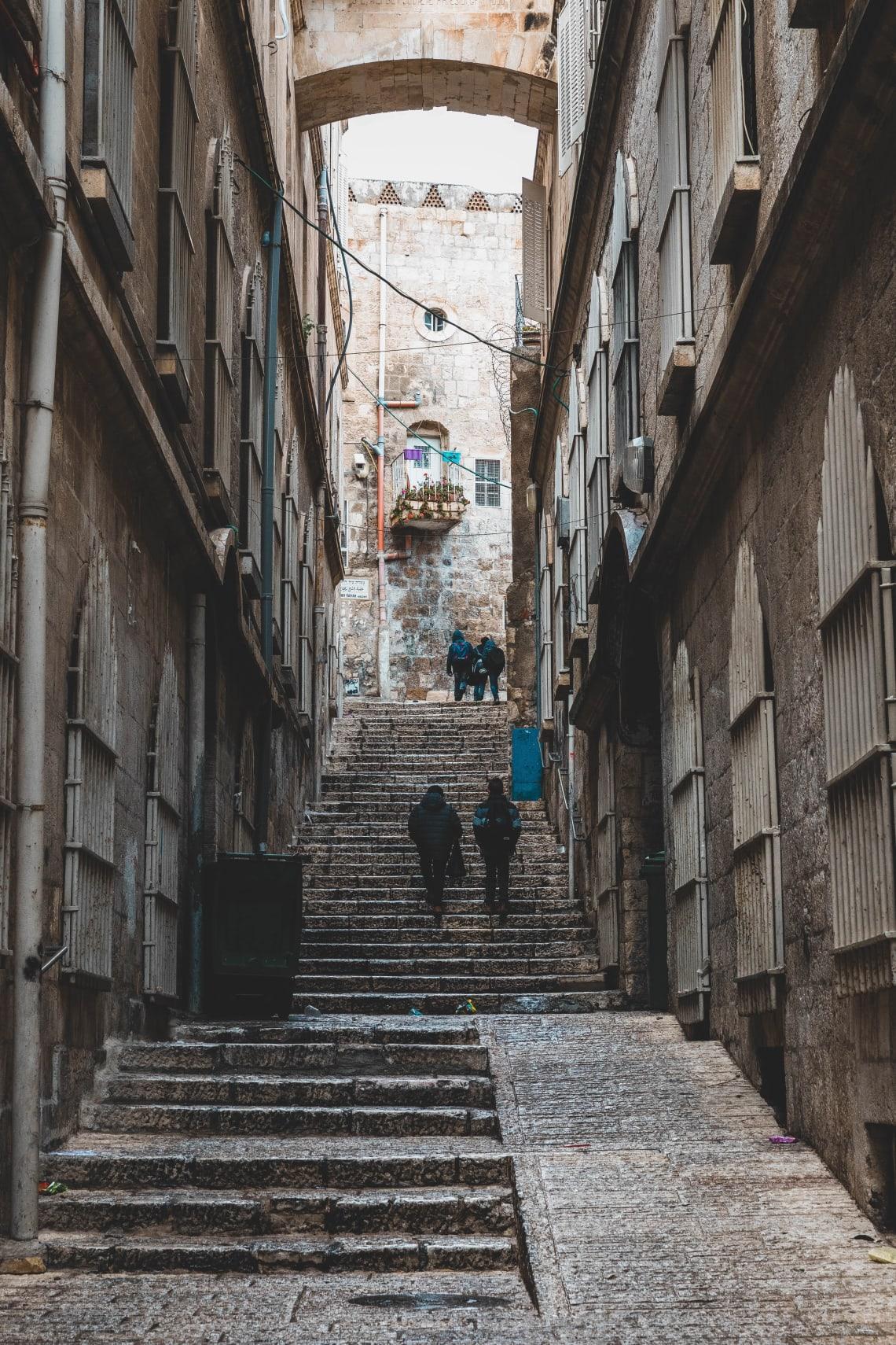 Exploring the Old City of Jerusalem