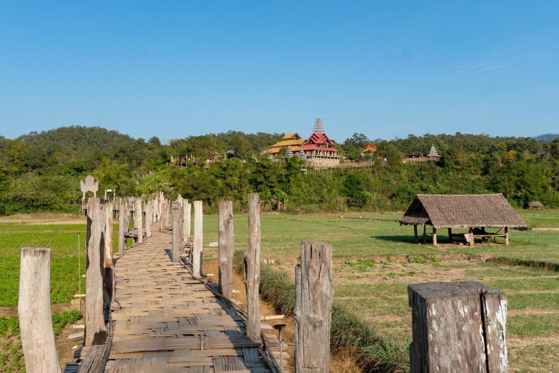 Norte de Tailandia - el Loop de Mae Hong Son - Worldpackers