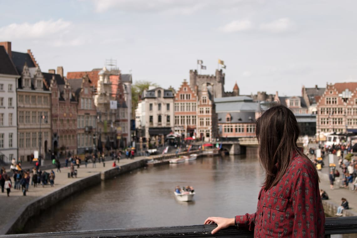 Ways to travel smarter and cheaper: sightsee for free