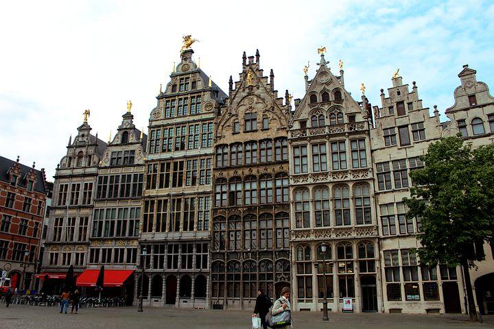 Gracias a mi voluntariado con Worldpackers pude hacer mi sueño realidad - Worldpackers- ciudad de Amberes en Bélgica