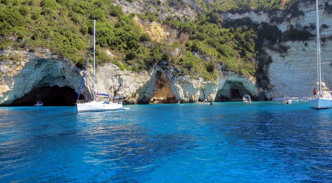 Cidade para viajar em casal: Ilha de Corfu