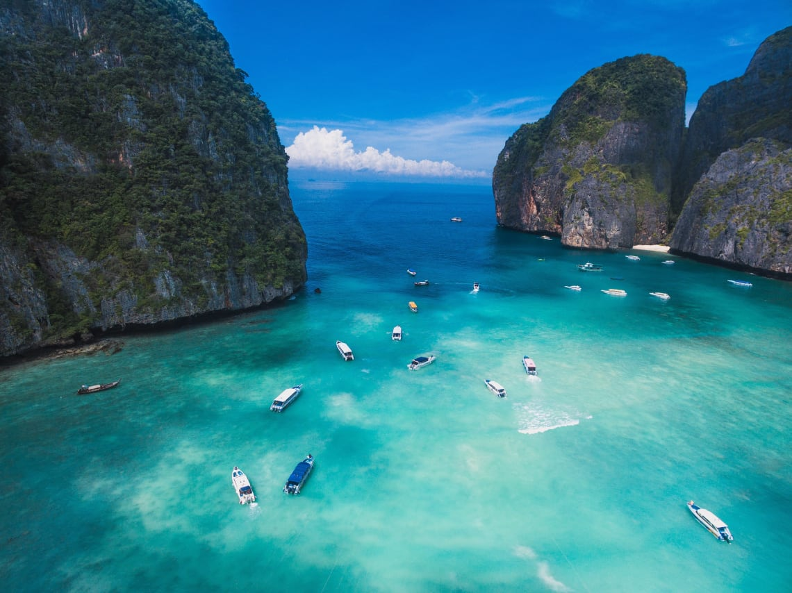 Places to travel in your 20's on a budget: Thailand