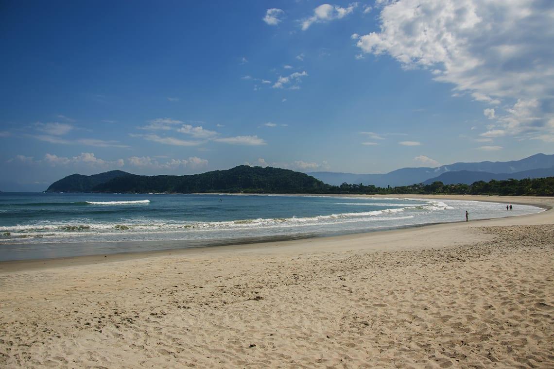 praias de são paulo
