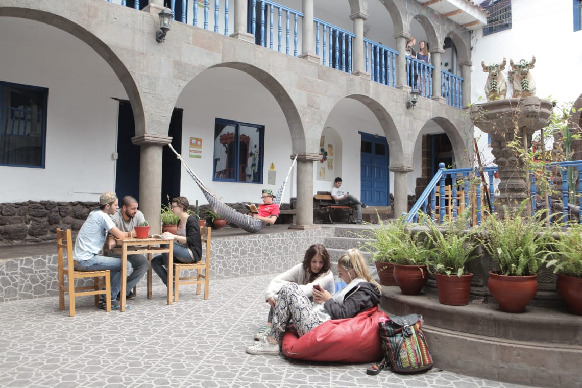 milhouse hostel in cusco