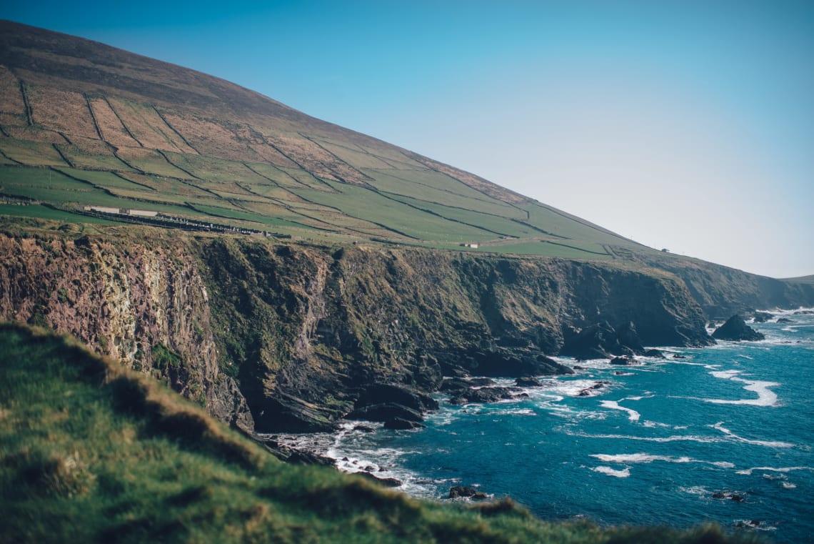 Best European destinations for nature lovers: Dingle, Ireland
