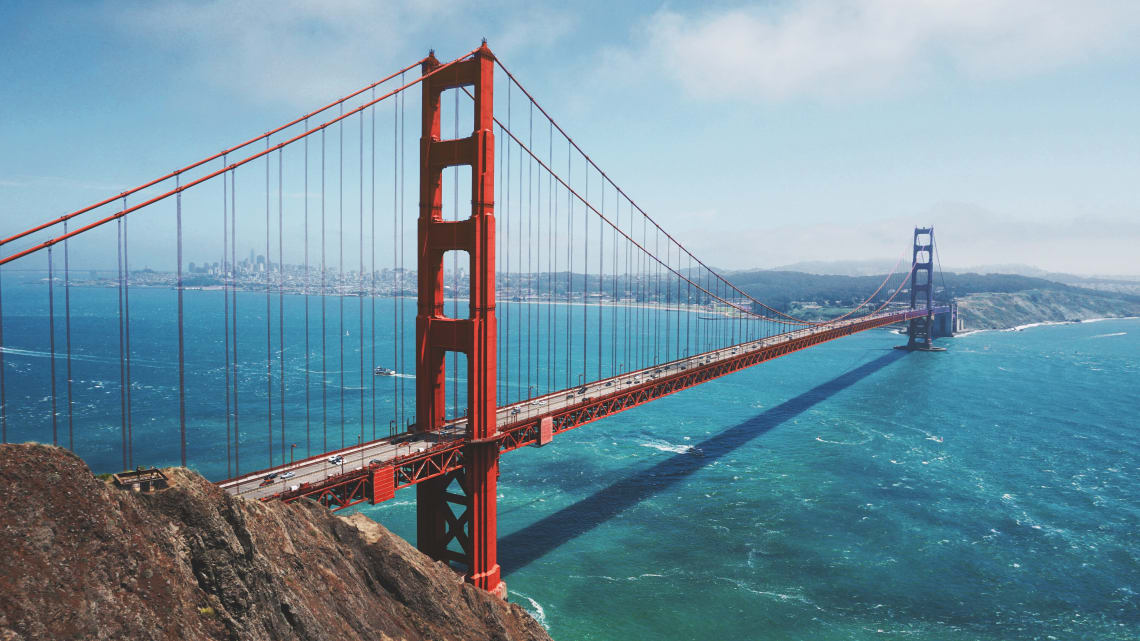 US City Guides: San Francisco, California