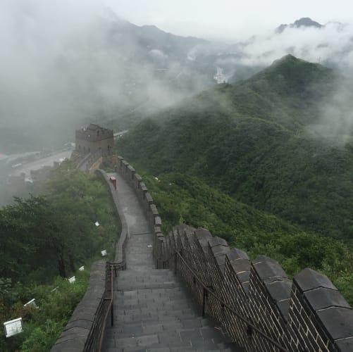 Diez lugares que no debes perderte en tu viaje por China - Worldpackers (1) - Muralla china