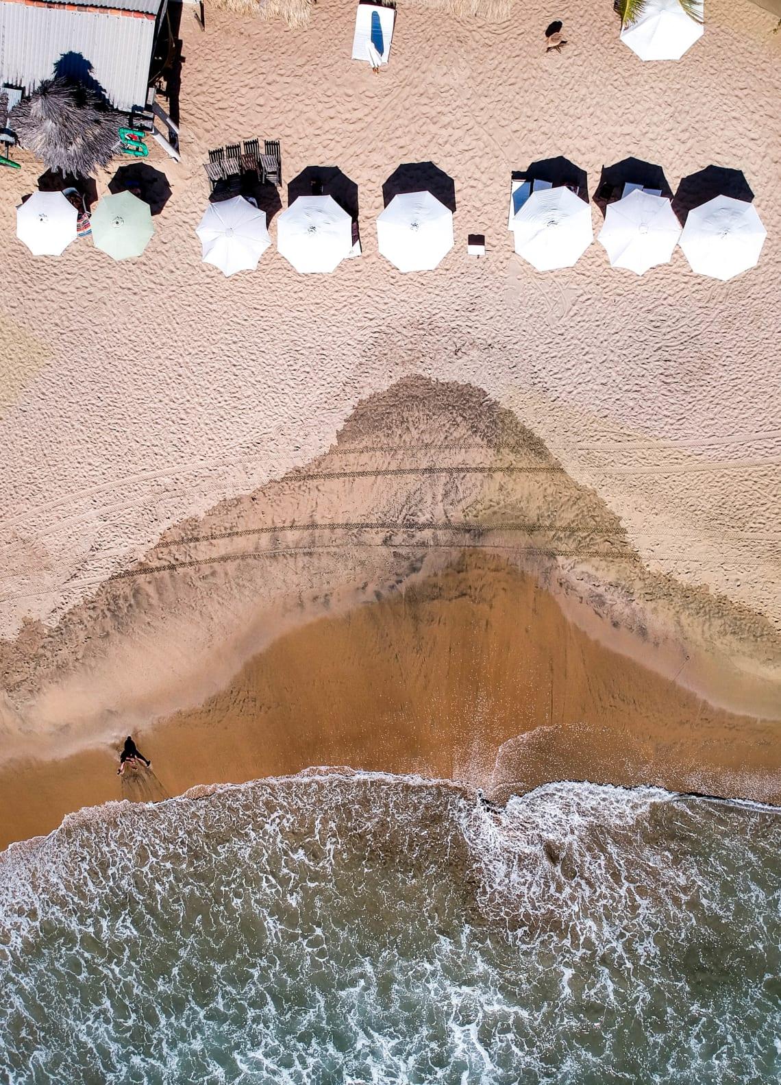 Lugares baratos para visitar Puerto Escondido, México - Worldpackers - playa en mexico