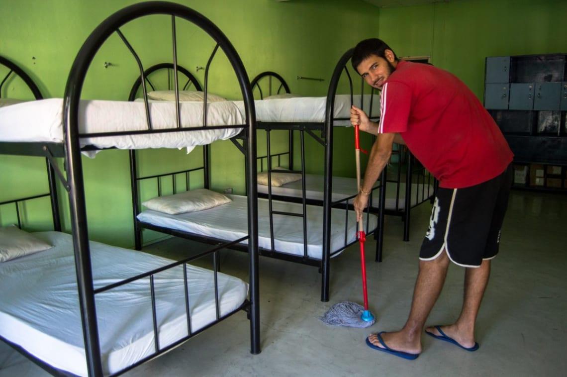 Mi experiencia haciendo un voluntariado en un hostel en Borneo, Malasia - Worldpackers - voluntario en hostal en Sandakan
