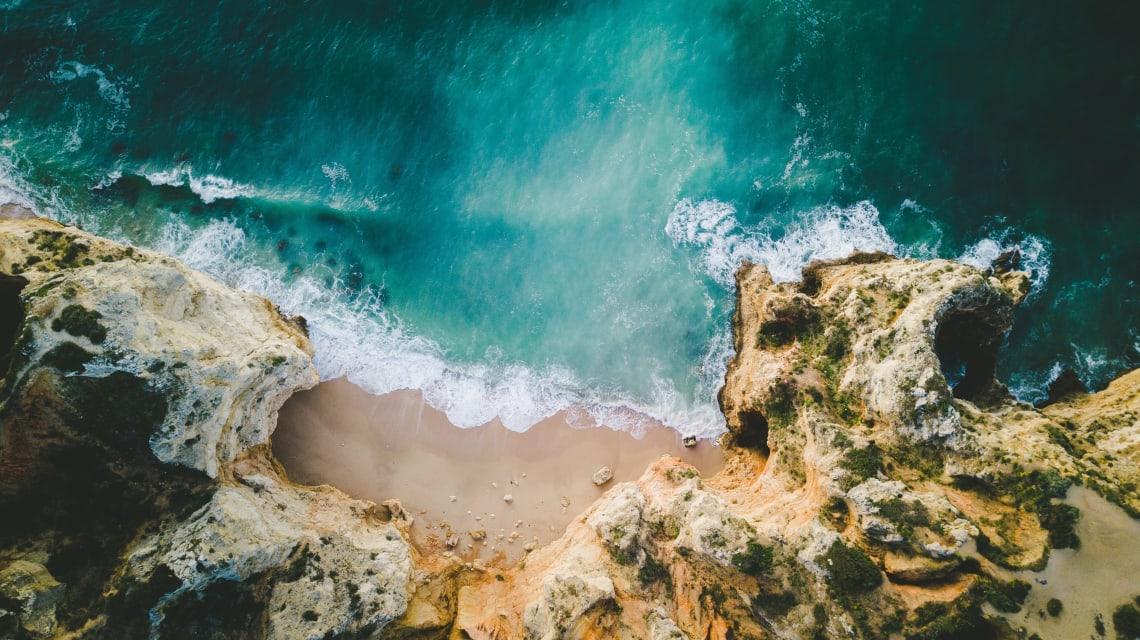Praia da Balança, Lagos, Portugal