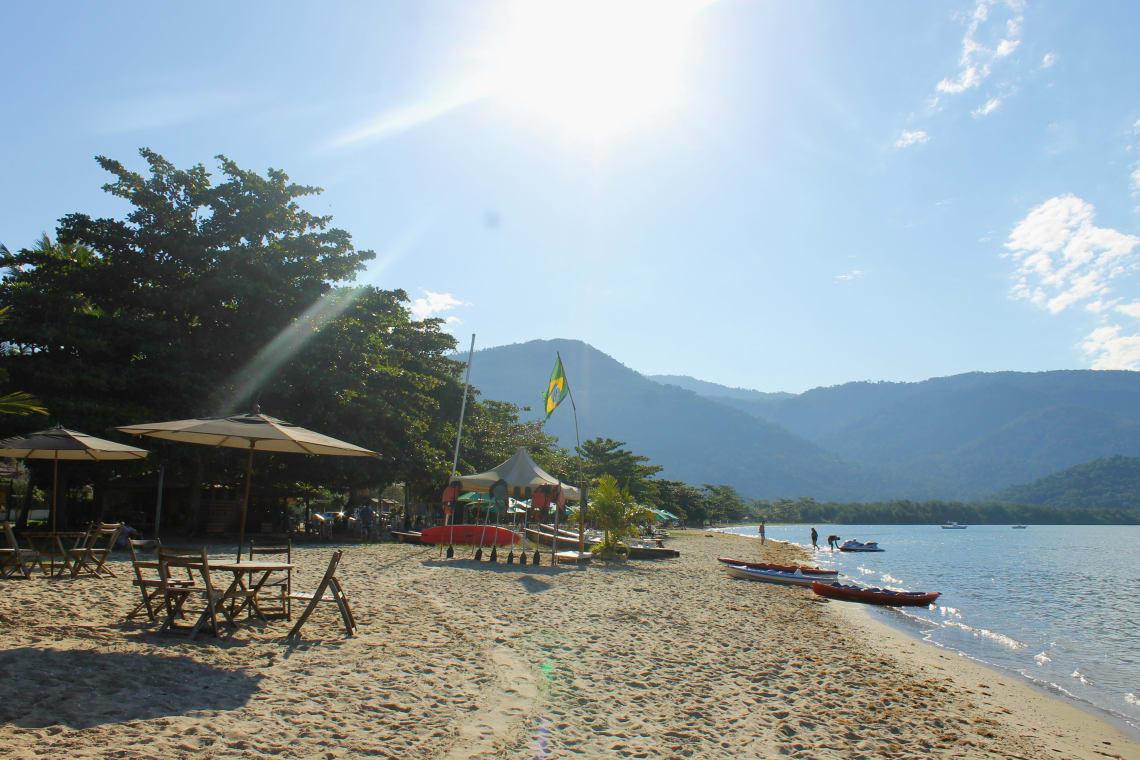 Antes de conhecer as praias perto de Paraty, conheça as da cidade