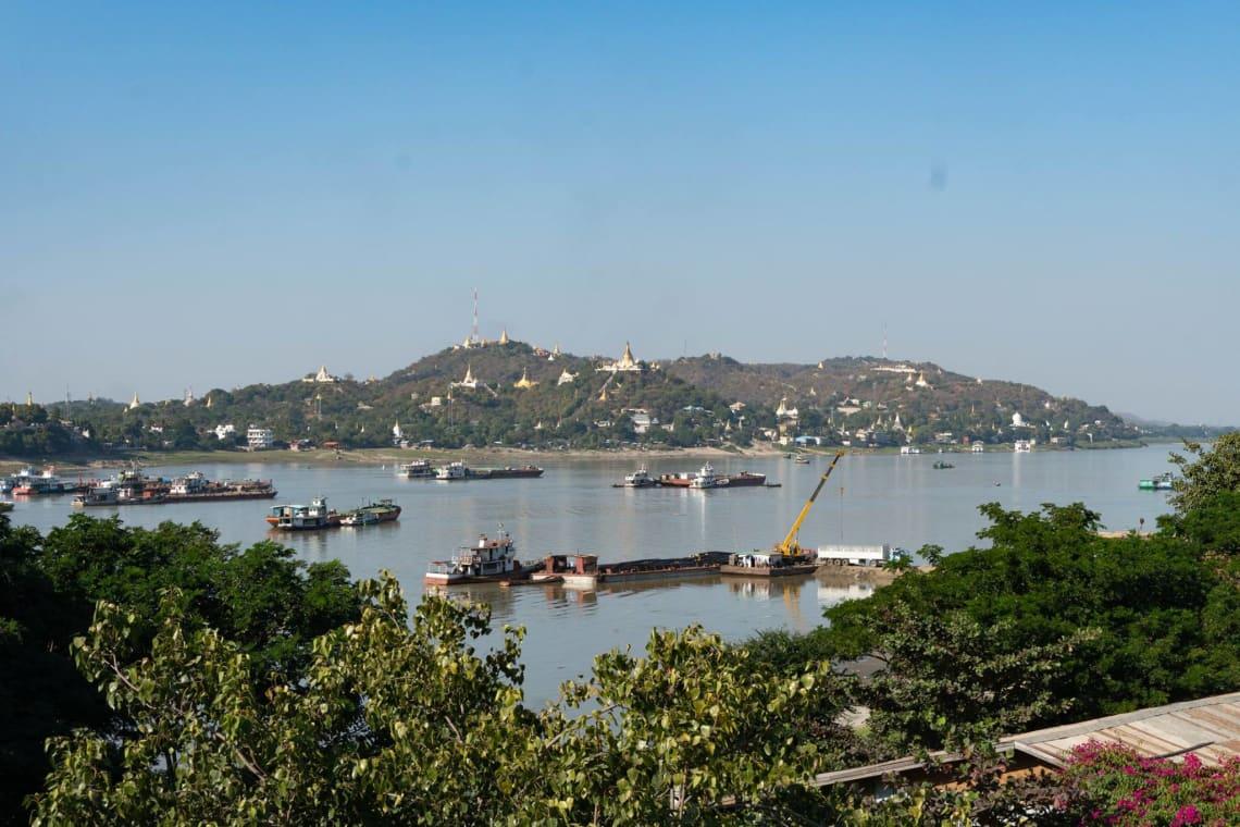 Viajar a Myanmar, un país recién abierto al turismo - Sagaing - Worldpackers