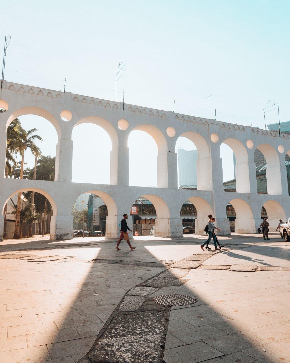 Arcos da Lapa, Rio de Janeiro travel, Brazil