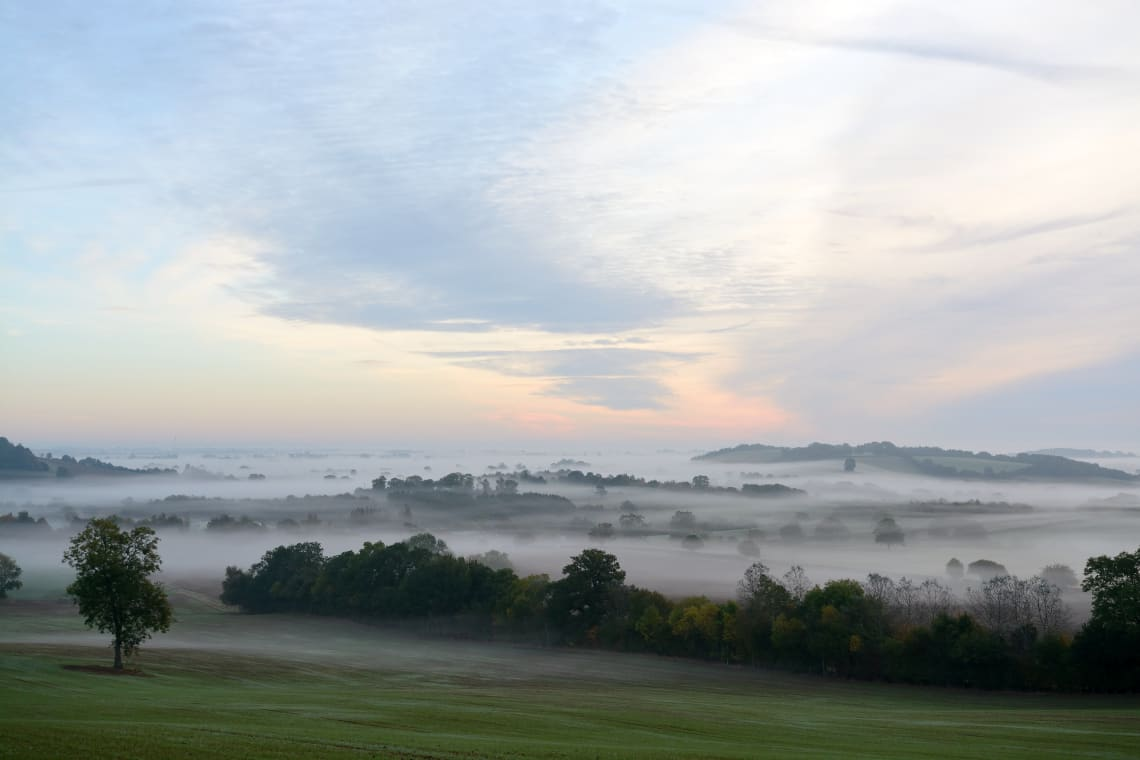 Best European destinations for nature loves: Cotswolds, England