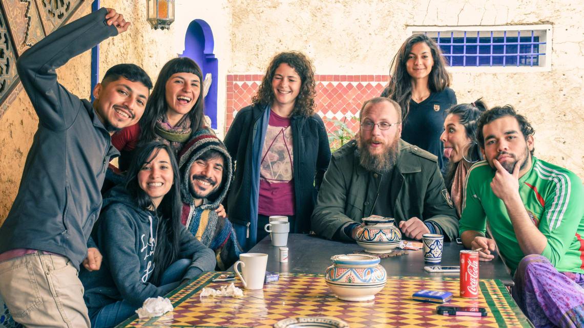 Mi experiencia haciendo un voluntariado en Marruecos en Funky Fes Hostel - Worldpackers